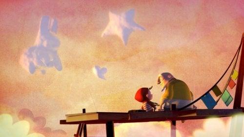 A Cloudy Lesson lär oss värdefulla läxor