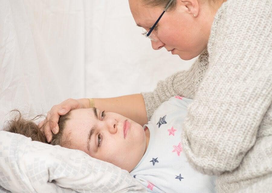 Barn med epilepsi: Orsaker, symtom och behandling
