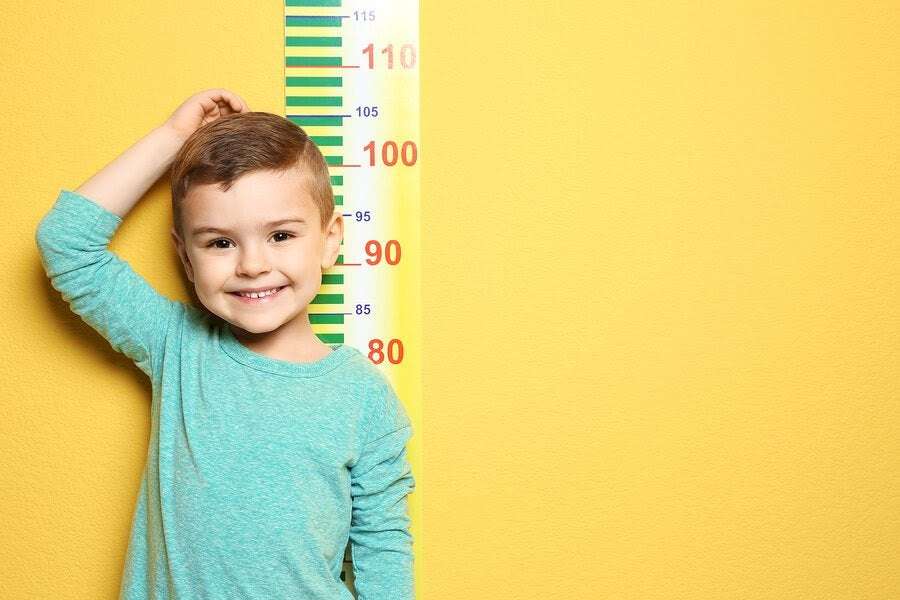 Barns tillväxt: När slutar de växa?