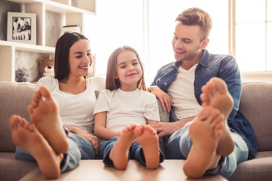 4 strategier för att hjälpa barn att få en bra självkänsla
