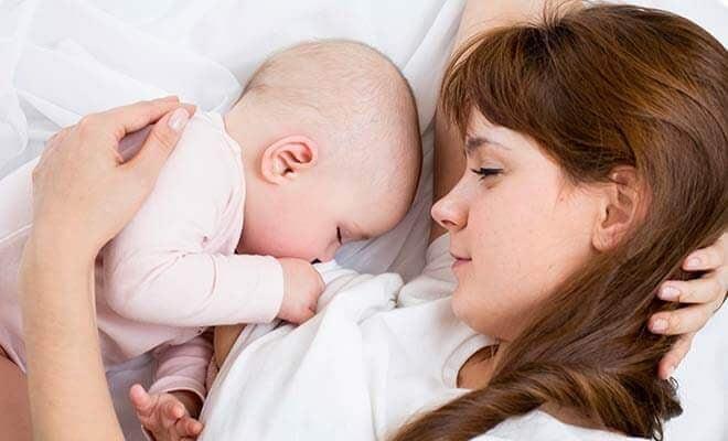 Kan man bli gravid medan man ammar?