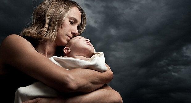 om förlossningsdepression