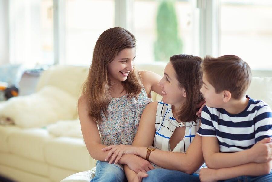 10 livsläxor barn bör lära sig innan de blir tonåringar