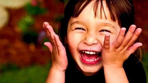 Barn med humor