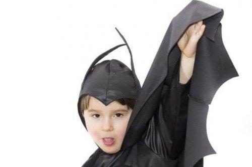 Batmaneffekten - vad är det och hur påverkar det barn?