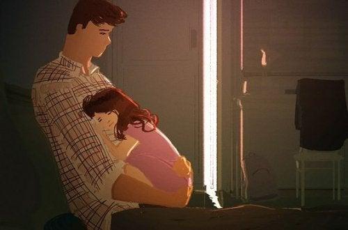Du visar mig att livet är vackert - om livet med barn