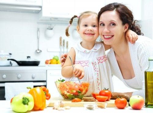 Fyll dina barns liv med goda vanor