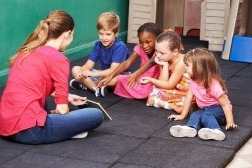 3 lekar för att lära barn konflikthantering