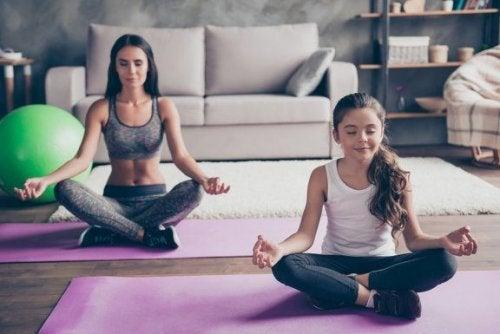 Andningsövningar för barn: Användbara tips