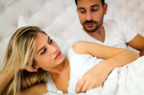 sex efter förlossningen