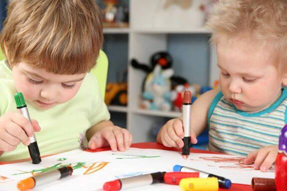 Barns teckningar och deras betydelse