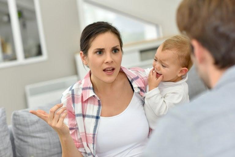 Hur en skilsmässa påverkar barn i olika åldrar