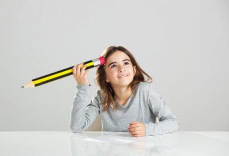 7 övningar för ditt barns förmåga att vara uppmärksam