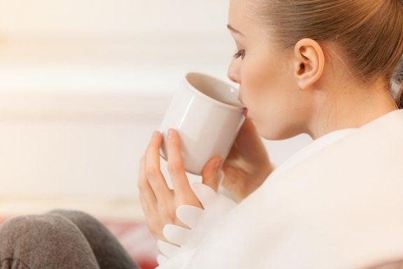 Utmärkta teer att dricka under amningen