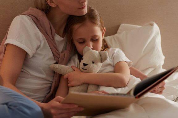 Vikten av att läsa en godnattsaga för barn