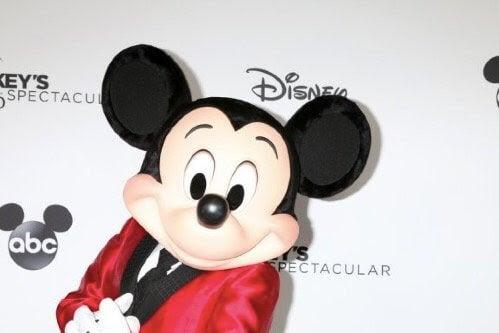 Disney firade 90 år med Musse Pigg!