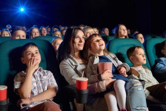 Fördelar med att titta på barnfilm