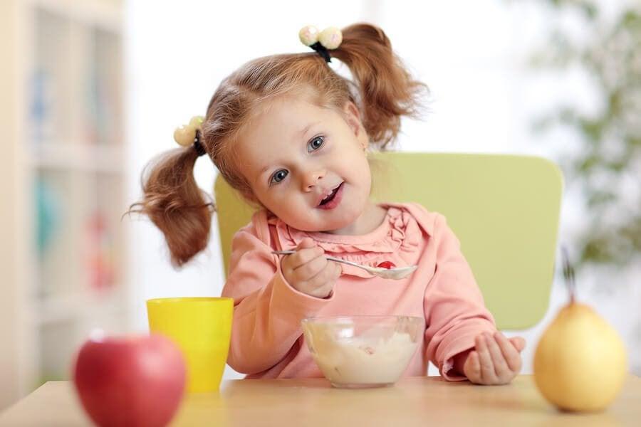 Mat som förbättrar ditt barns immunförsvar