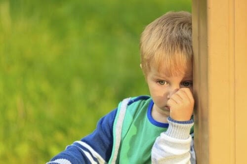 Vad är selektiv mutism hos barn?