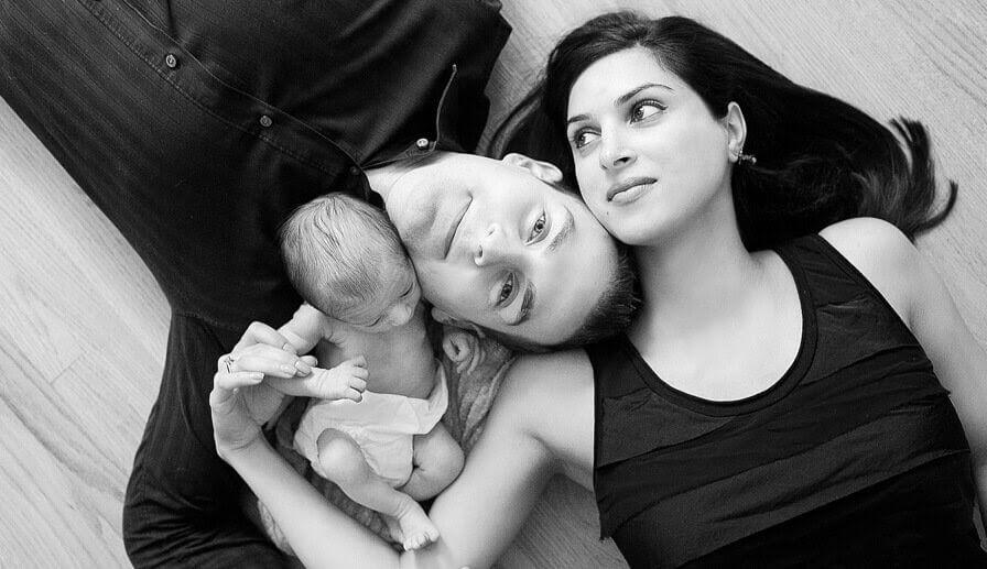 8 tips för förstagångsföräldrar!