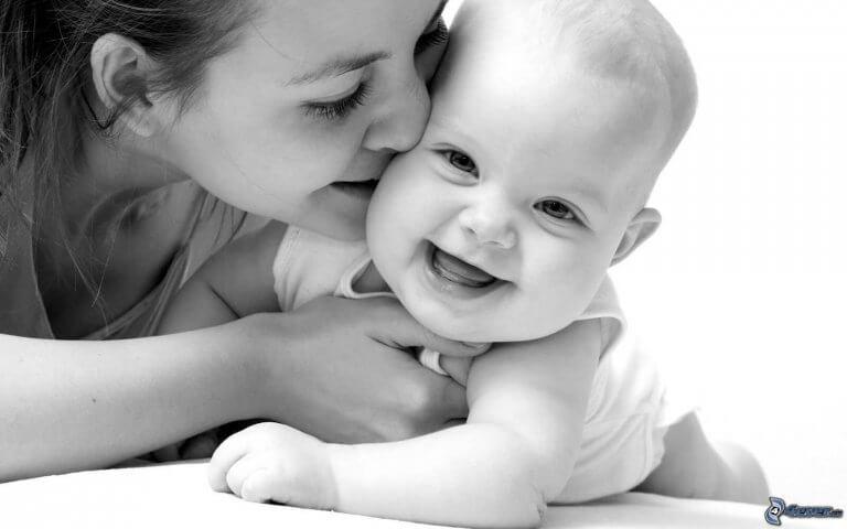 Ge efter för din bebis! Vad säger vetenskapen?