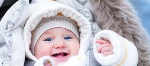 4 smarta tips för att hålla bebisen varm