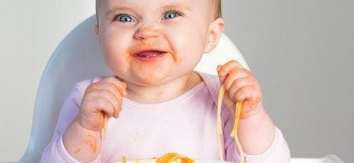Vad ska man göra med barn som inte äter?