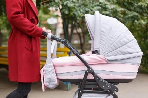 Vad ska du ta med när du går ut med bebisen