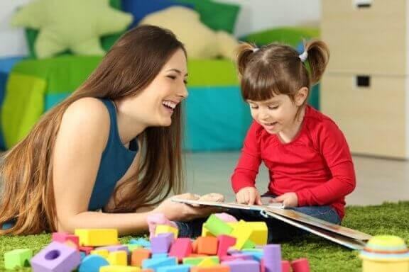 Betydelsen av berättelser för inlärning
