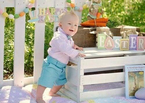 6 framgångar under ditt barns första levnadsår