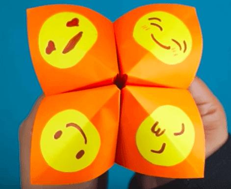 Pappersloppor hjälper barn att uttrycka sina känslor