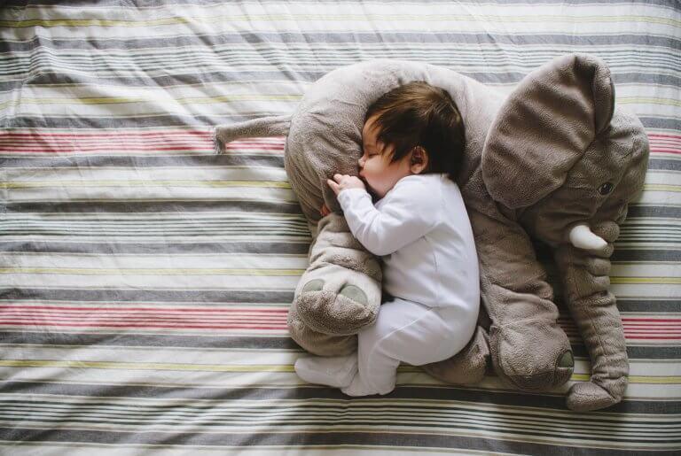 Tips för att lära barn att sova, åldrar 2-5 år