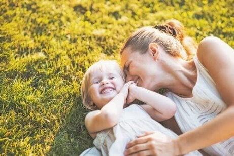 """Säg """"ja"""" till ett positivt föräldraskap"""