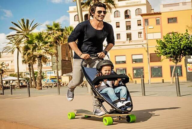 Moderna pappor är medvetna pappor