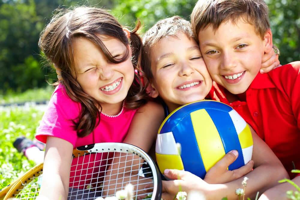 6 aktiviteter för barn i åldrarna 2 till 5 år