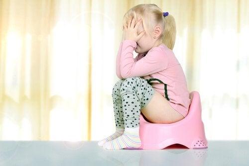 Gastroenterit hos barn: Allt du behöver veta