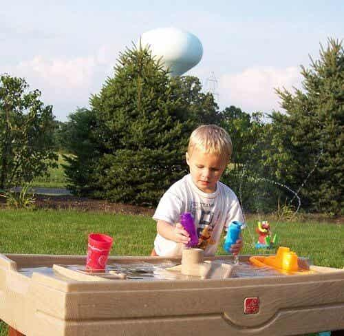 Fördelarna med kreativ lek för barn
