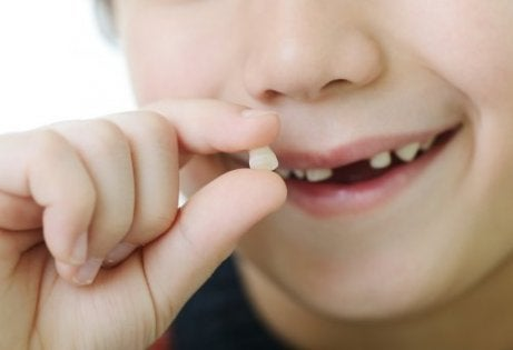 drömma om tänder