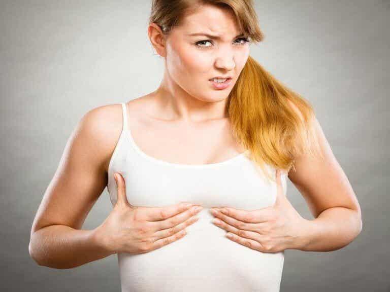 5 problem som kan uppstå från amning och dess lösningar
