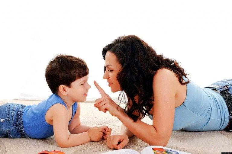 Vikten av att säga NEJ till dina barn