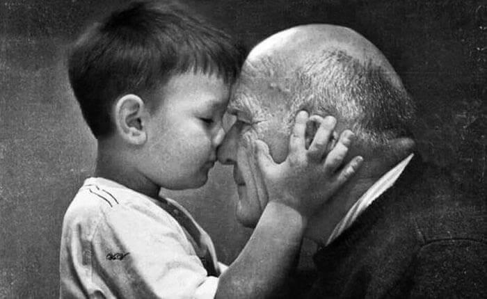 Min morfar och jag