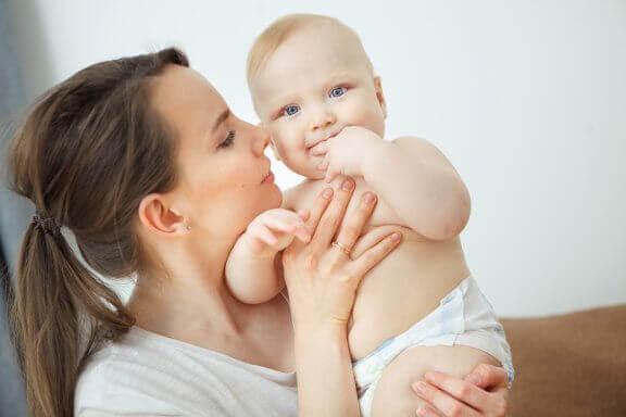 Varför luktar nyfödda så gott?