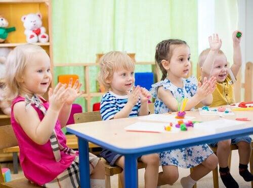 Råd för att hjälpa ditt barn att anpassa sig till förskolan