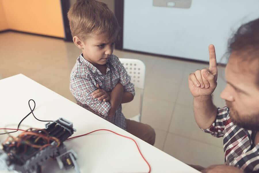 När barn ignorerar eller behandlar sina föräldrar illa