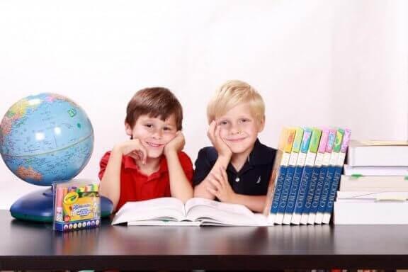 4 tips för att inreda ditt barns studierum