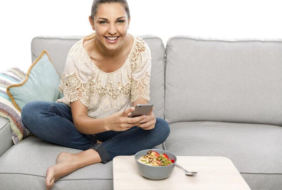 Vilken är din bästa diet efter förlossningen?