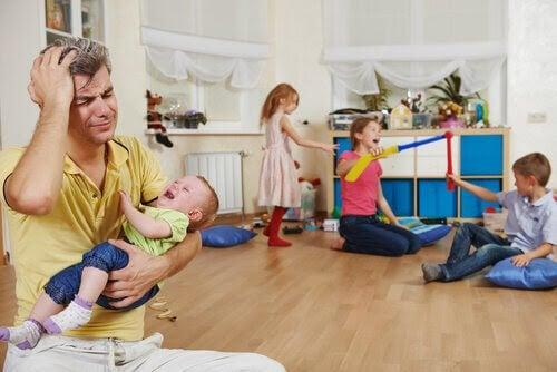 Vad kan du göra om din partner inte är redo att bli pappa?