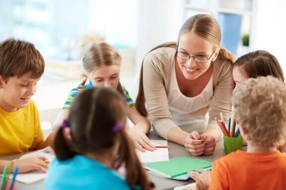 Barns bristande respekt för lärare