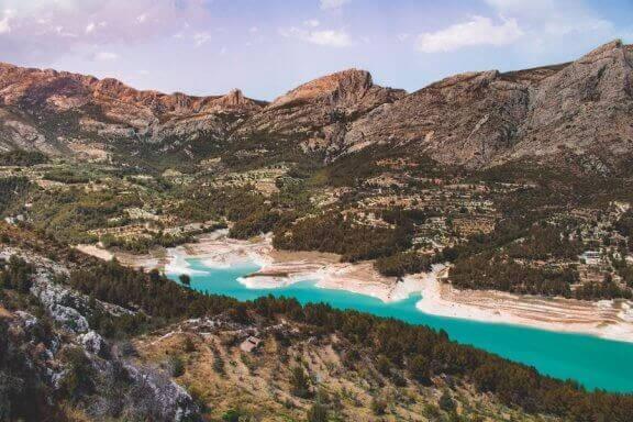 7 spanska nationalparker och reservat som passar barn