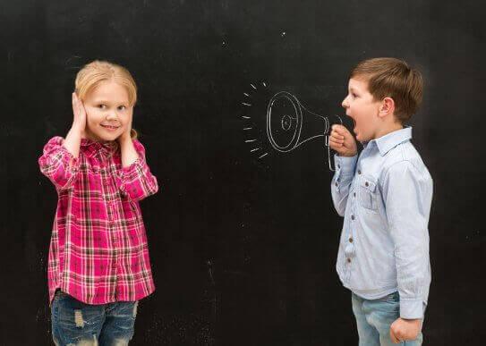 Mitt barn skriker alltid: Vad kan jag göra?